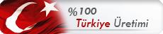 %100 Türkiye Üretimi - Türk Malı